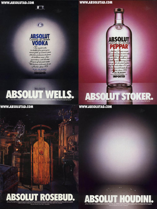 Absolut Film & Literature