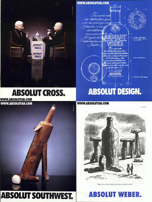 Absolut Theme Art