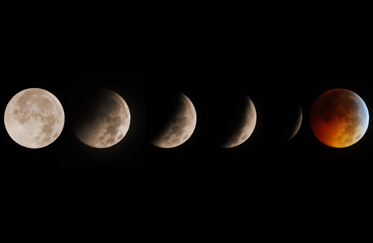 Full Lunar Eclipse 2010